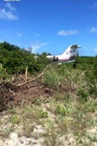 Balvin mostró cómo quedó el avión en el que viajaba Foto:Snapchat: J Balvin. Imagen Por:
