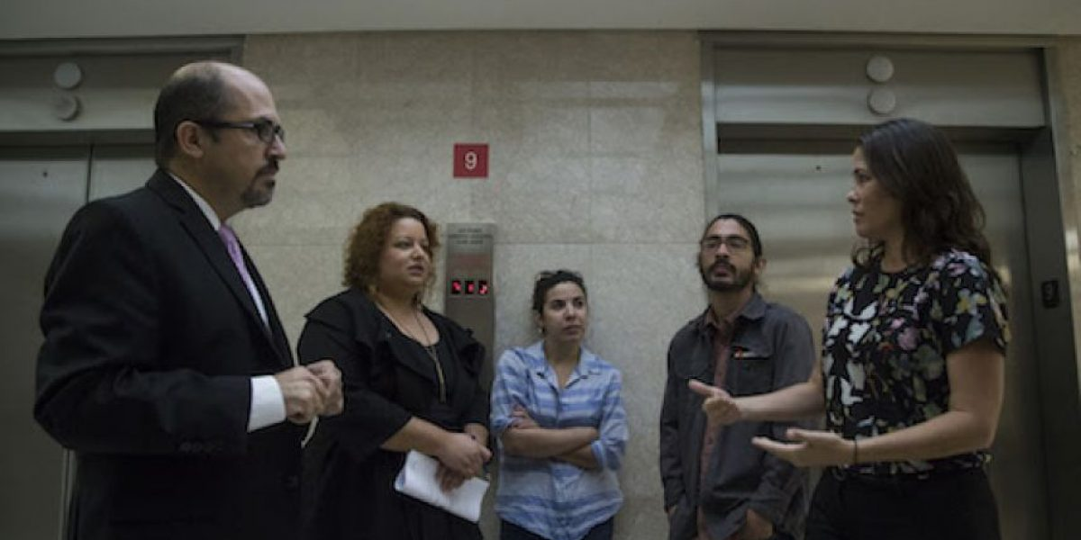 Gobierno entrega documentos de los bonistas tras un año en el tribunal