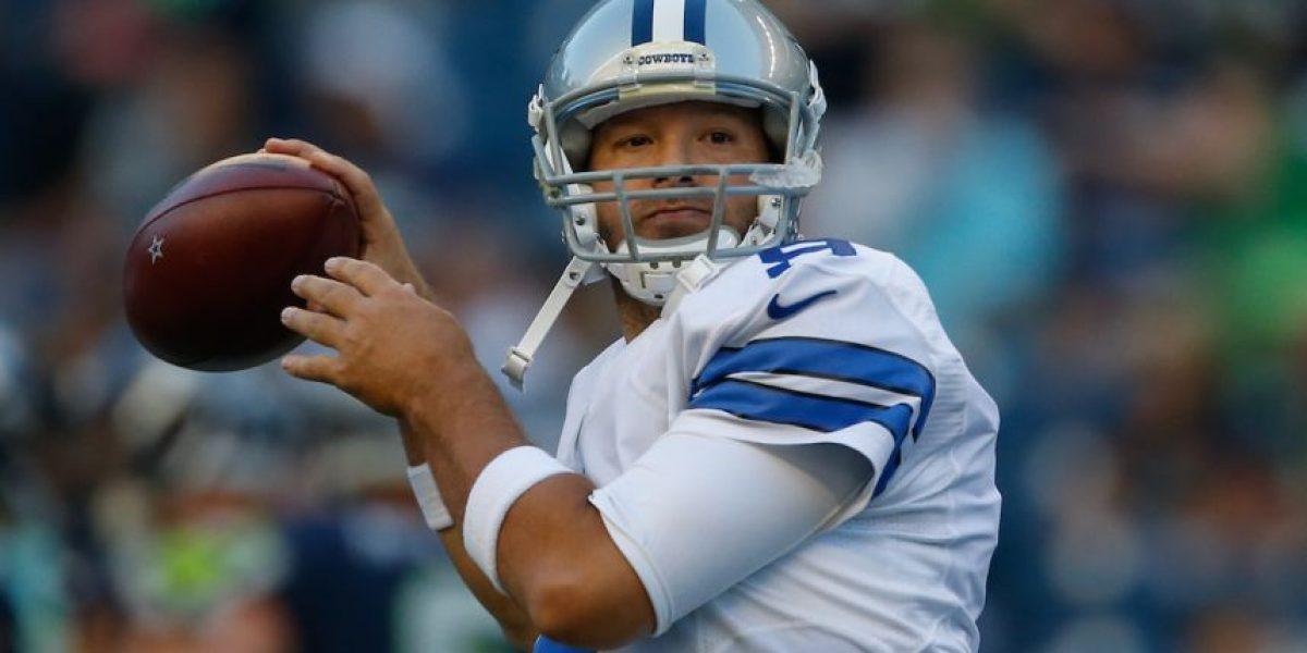 Romo se perderá de seis a diez semanas