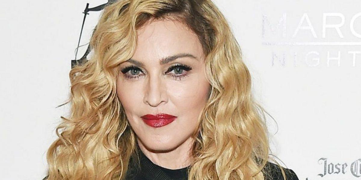 Madonna aparece por sorpresa en una