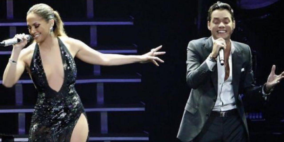 JLO y Shannon de Lima se unen por Marc Anthony