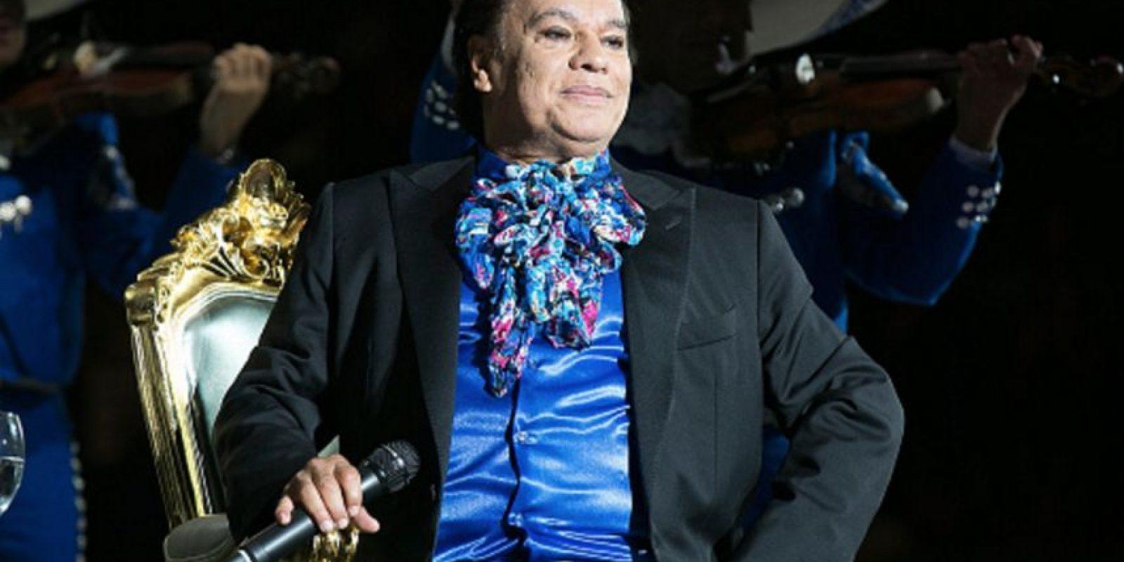 Se fue un ícono latinoamericano de la canción. Foto:Getty Images. Imagen Por: