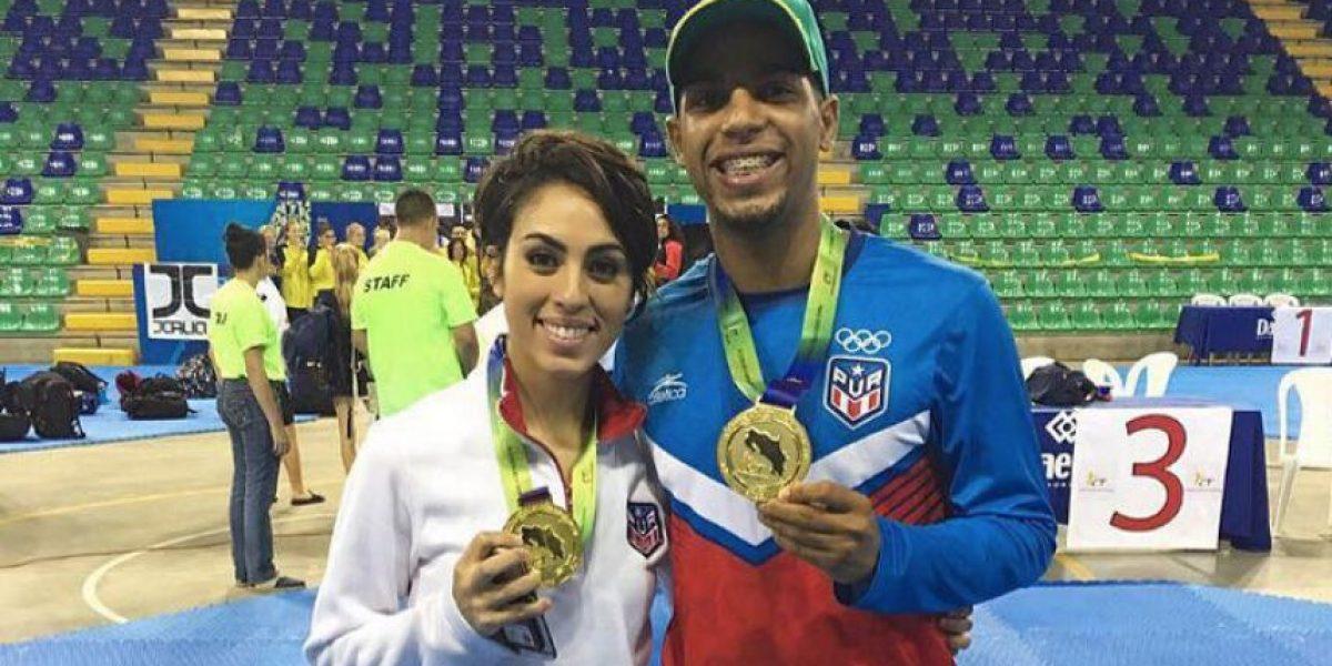 Equipo de Puerto Rico trajo medallas en taekwondo