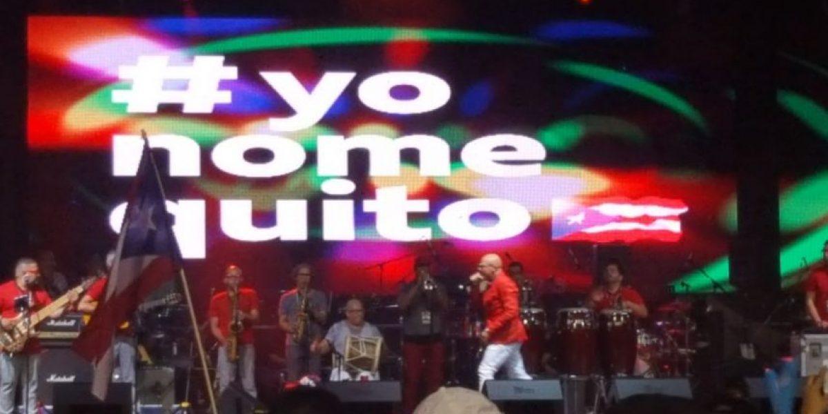 Miles asisten a mega concierto motivacional en medio de la crisis