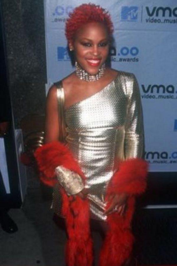 Eve en 2000, trayendo de vuelta el blaixplotation. Y no funcionó. Foto:Getty Images. Imagen Por: