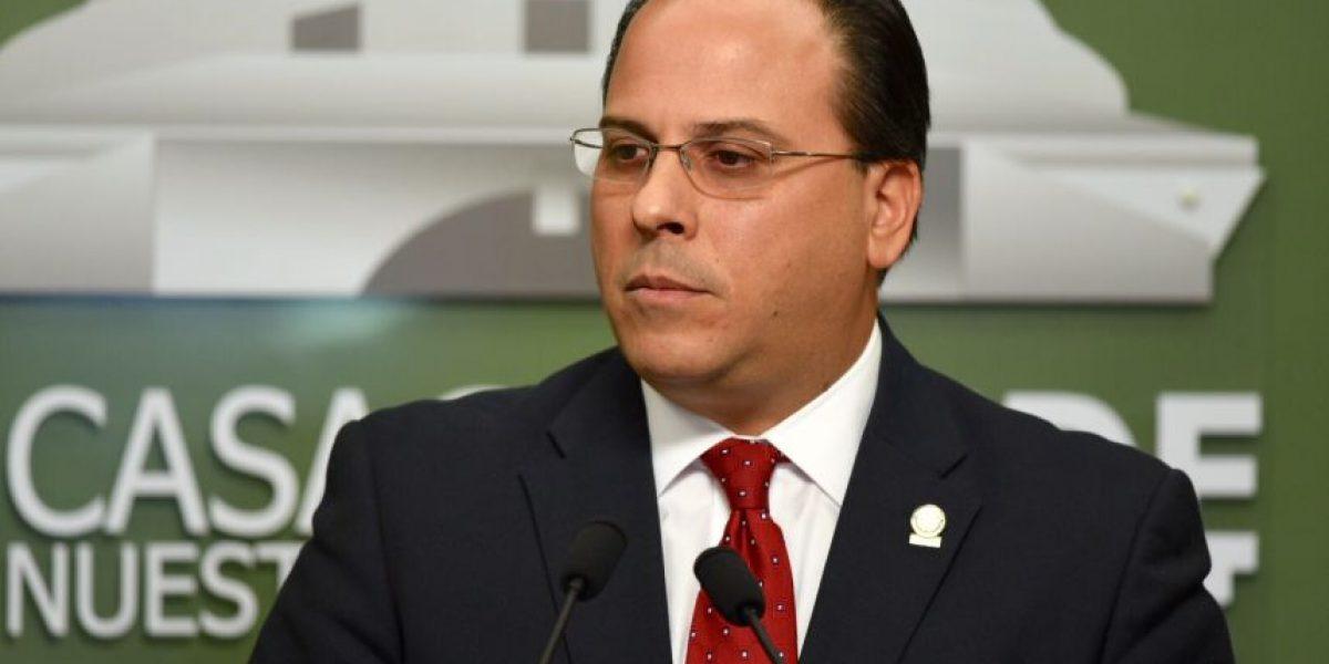 Jaime Perelló renuncia a la presidencia de la Cámara de Representantes