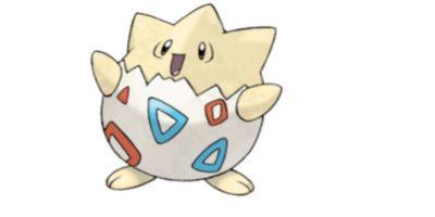 Togepi… Foto:Pokémon. Imagen Por: