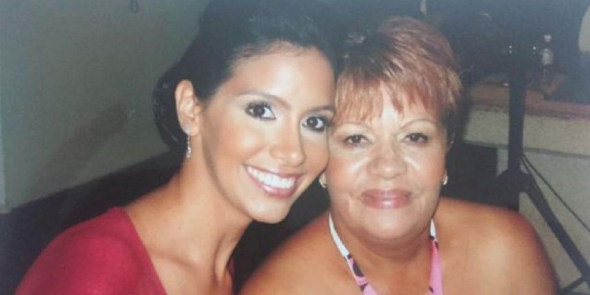 Alba Reyes reacciona a muerte de sospechoso de asesinar a su madre