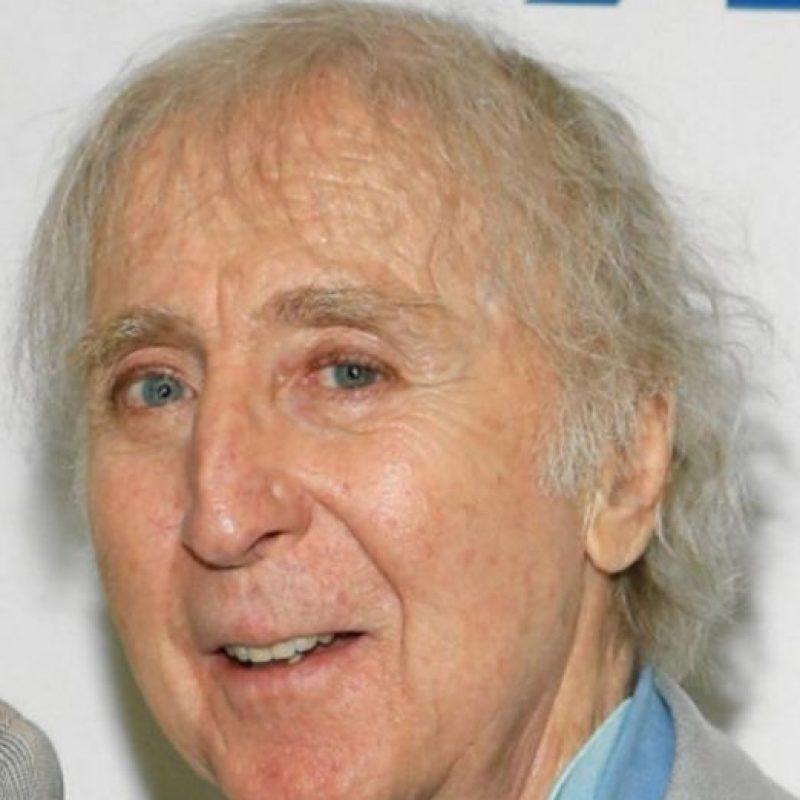 Así se veía el actor ultimamente. Foto:Getty Images. Imagen Por: