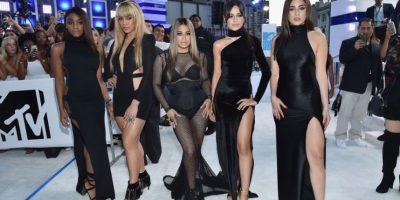 Fifth Harmony, otra vez. Cuando se vistan bien, Kim Kardashian será más elegante que Victoria Beckham. Foto:Getty Images. Imagen Por: