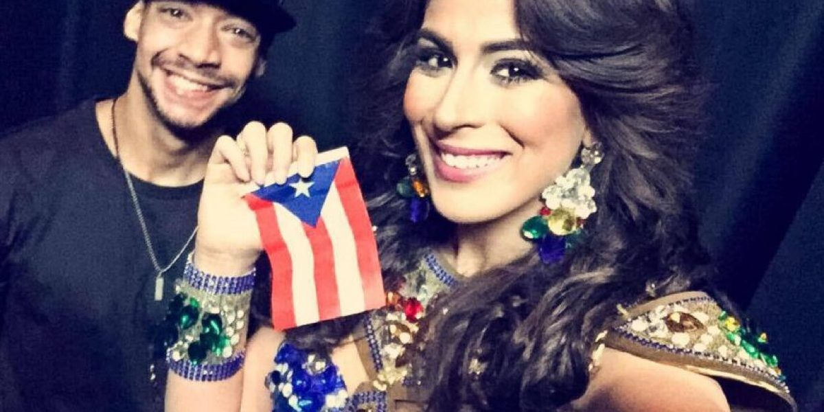 Modelo boricua se destaca en Miss Panamerican International 2016