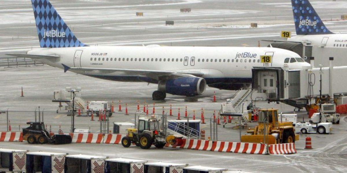 Cancelados 18 vuelos desde EE.UU. a la isla debido a tormenta de nieve