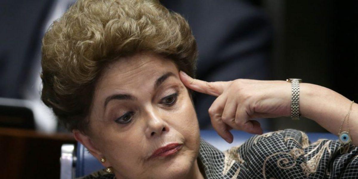 Dilma Rousseff advierte juicio equivaldría a golpe