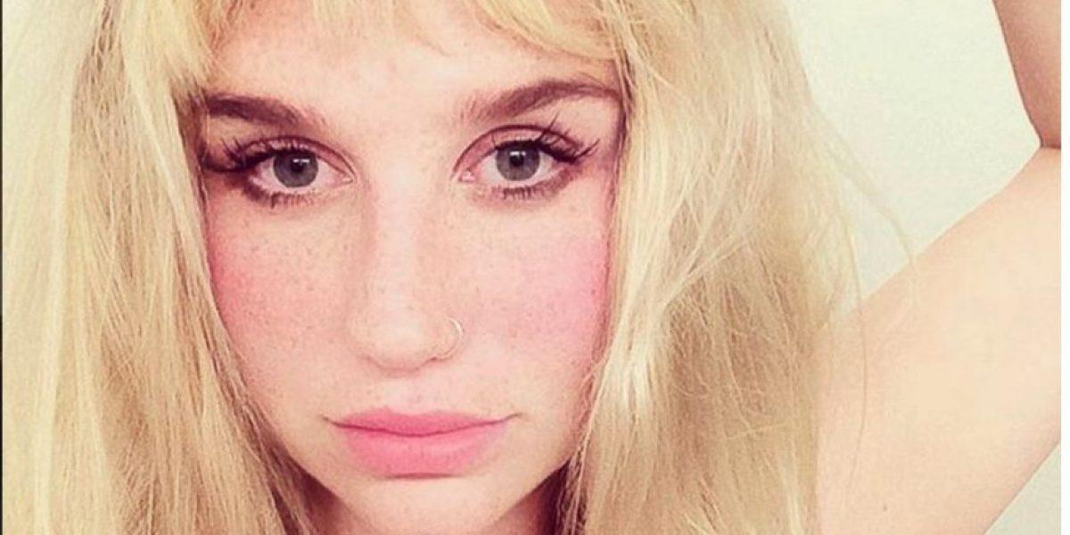 Kesha impacta con radical cambio al subir de peso