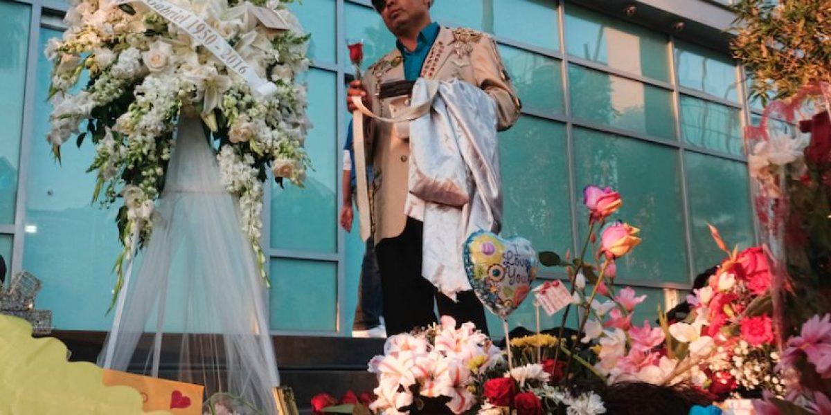 Forense: Juan Gabriel murió por problemas cardiacos