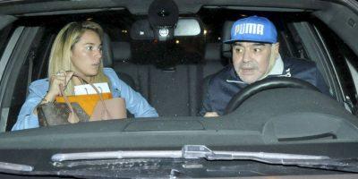 Así luce Diego Maradona después de su última cirugía. Foto:Grosby Group. Imagen Por: