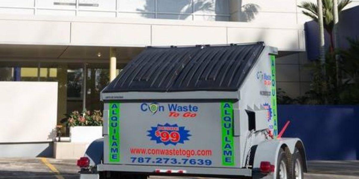 Nueva alternativa para el recogido de desperdicios domésticos en Puerto Rico