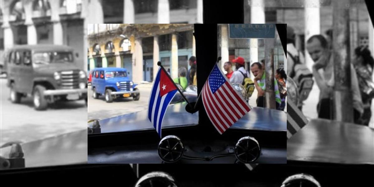 Arriba histórico vuelo comercial de EE.UU. a Cuba