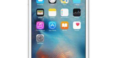 Aunque se cree que será muy similar al iPhone 6s. Foto:Apple. Imagen Por: