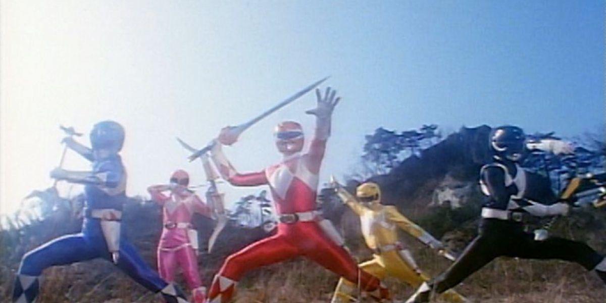 Power Rangers: Se filtran nuevas fotos de los trajes