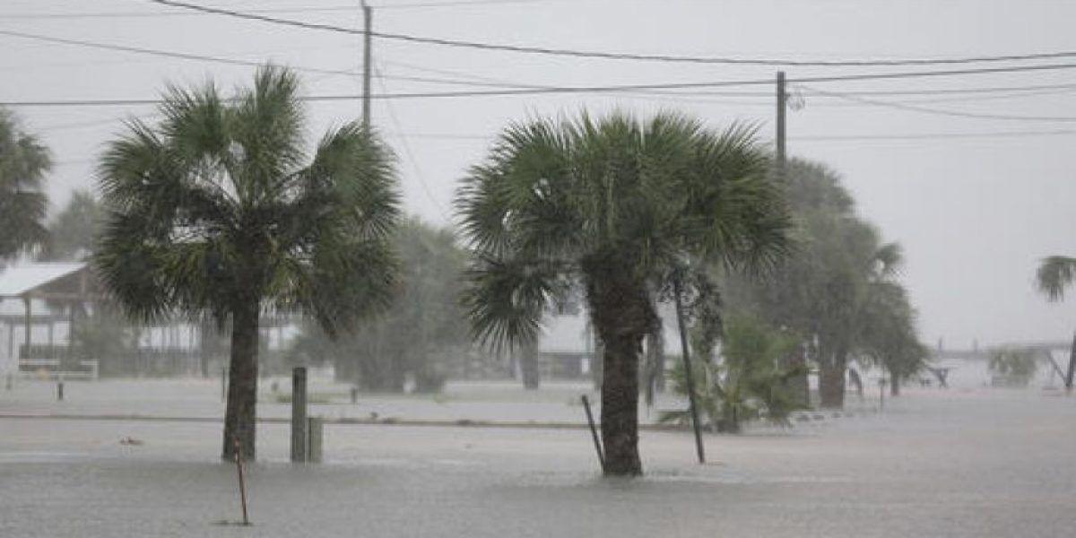 Hermine pasa a tormenta tropical en avance por Florida