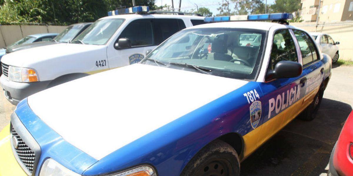 Arrestan mujer por llevar drogas a su pareja en Cárcel de Guayama
