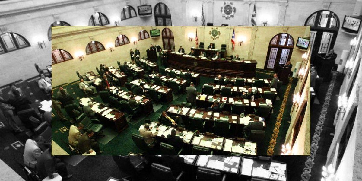Lista la Cámara de Representantes para sesión inaugural