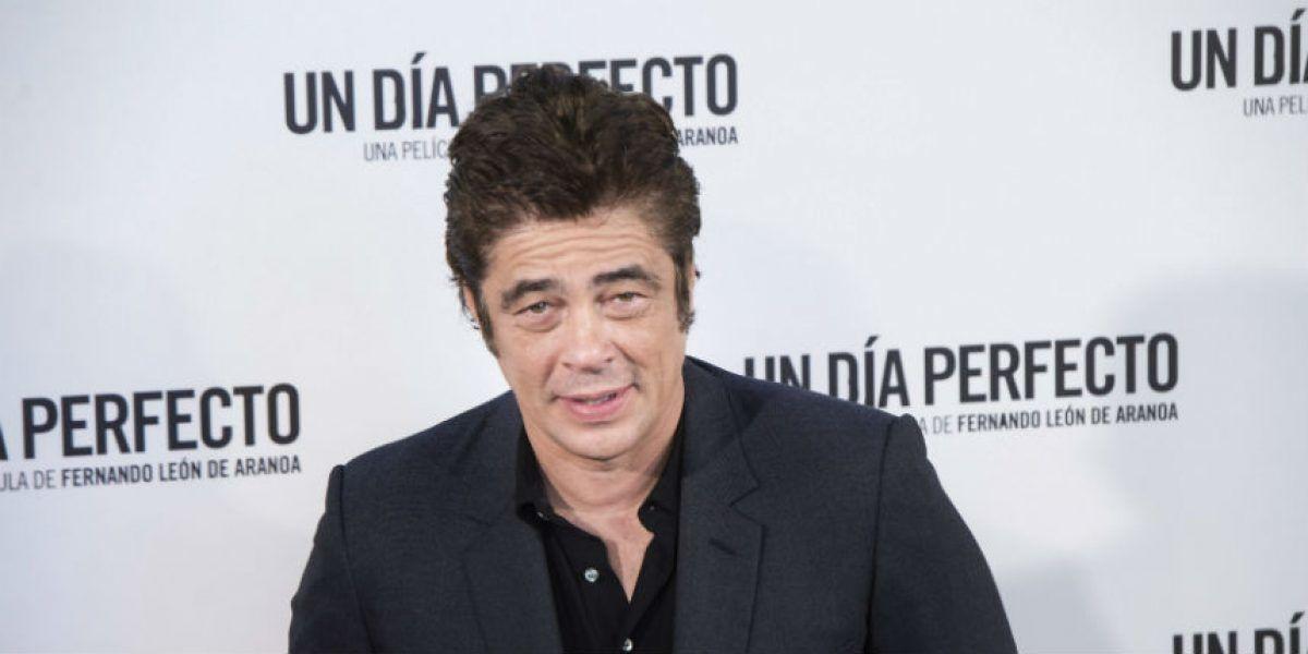Benicio del Toro y  Pablo Milanés en Festival del Cine Pobre de Cuba