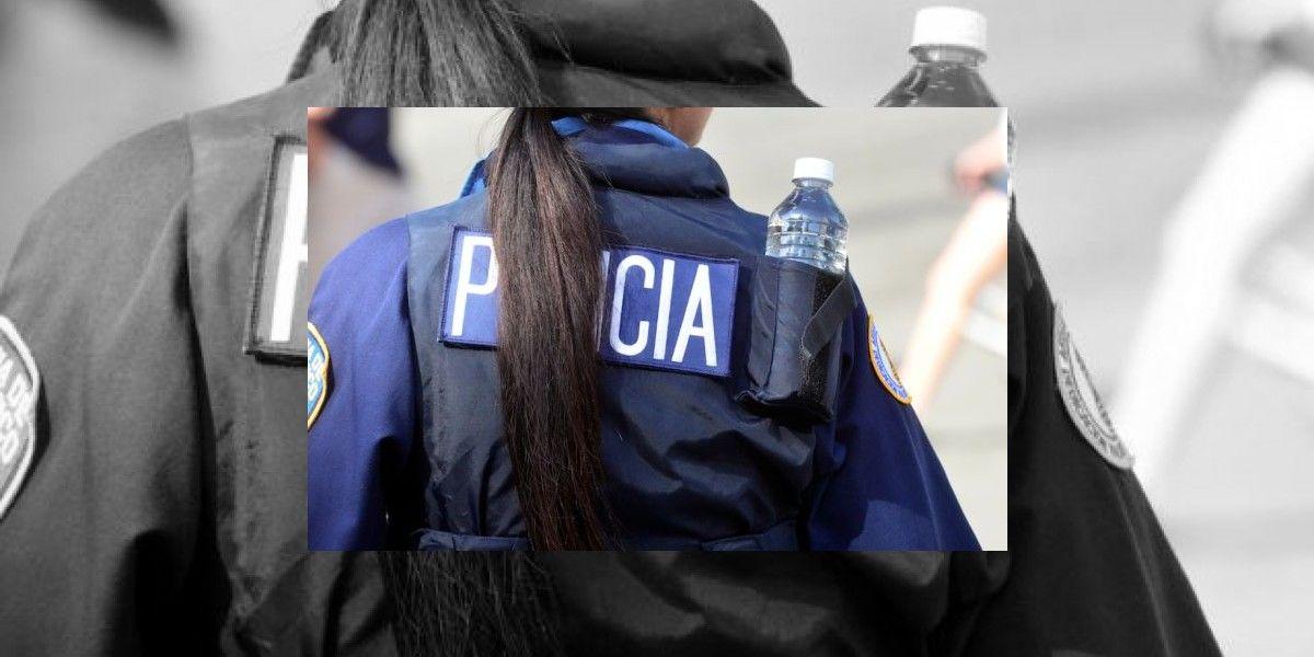 Ansiosa por volver a la Policía agente del video porno
