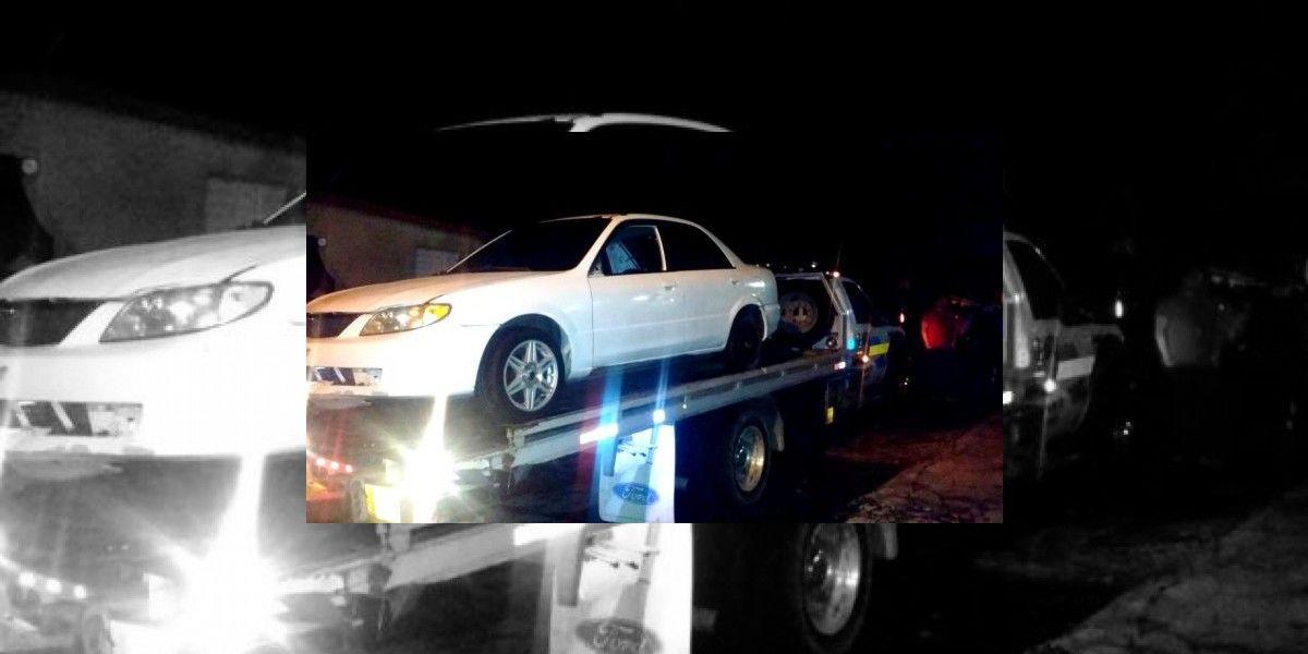 Recuperan auto hurtado durante allanamiento en Toa Baja