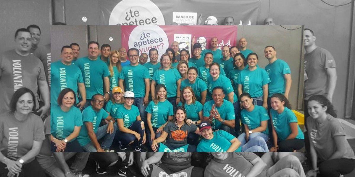 KFC participa en Regala un Día a beneficio del Banco de Alimentos de PR