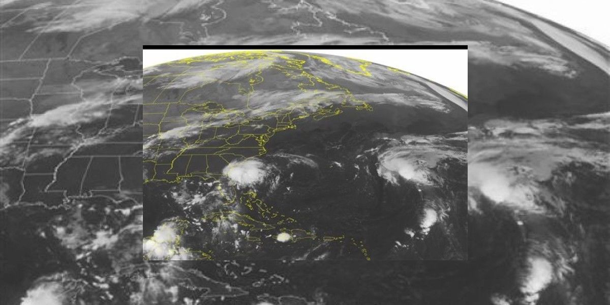 Julia se debilita a depresión tropical en costa este EE.UU.