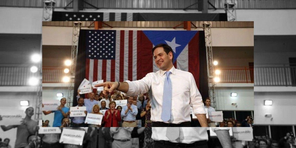 No al voto por Marco Rubio en la Florida