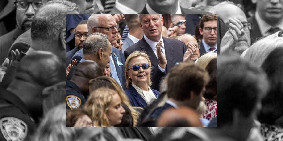 Clinton regresa a su campaña
