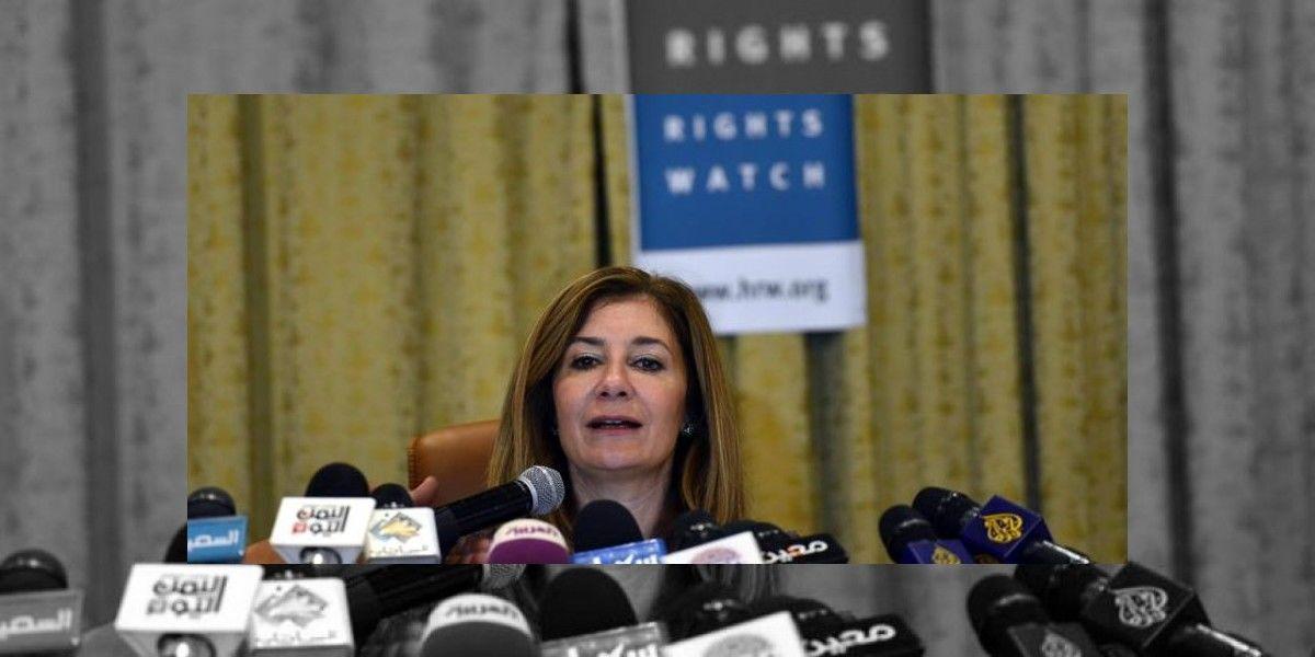 HRW critica a Egipto por intentar
