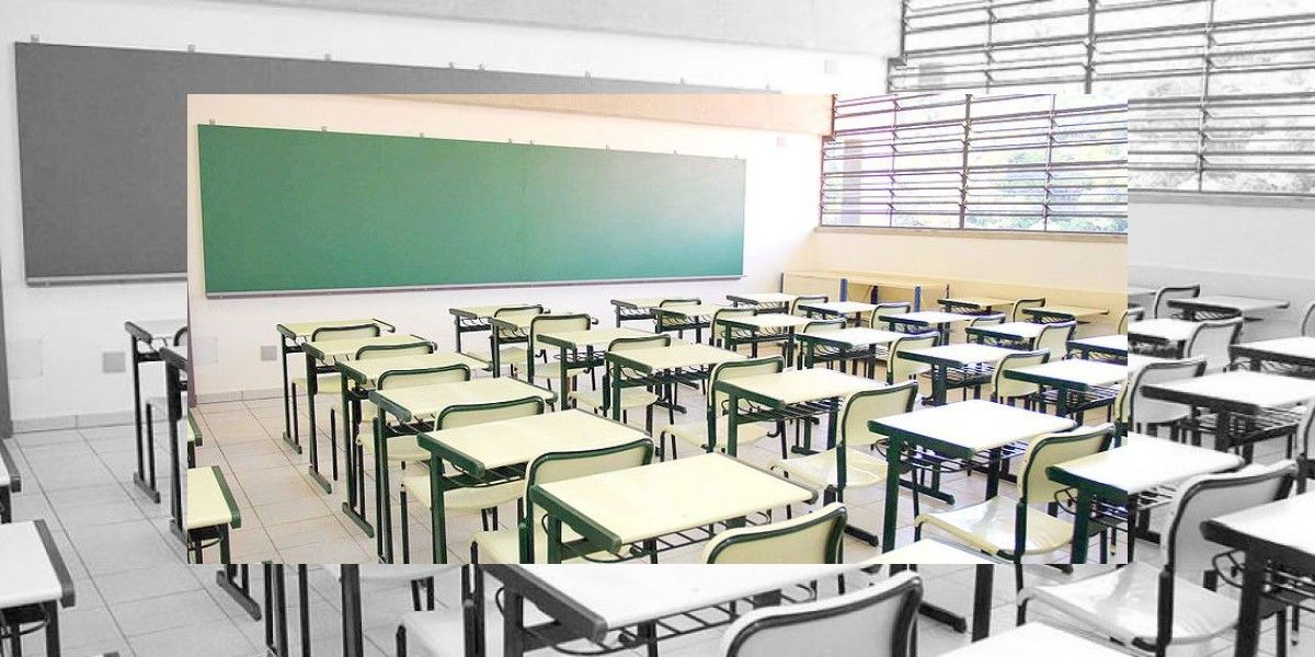 Ausente más de la mitad de los niños en primer día de clases