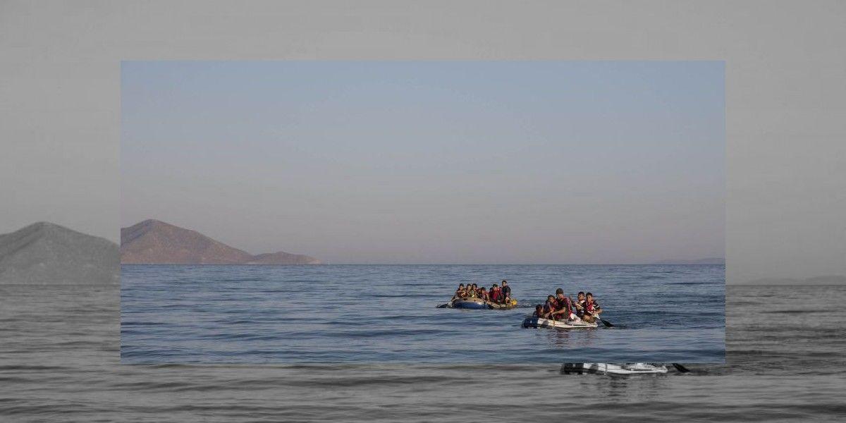 Se hunde barco con 600 inmigrantes