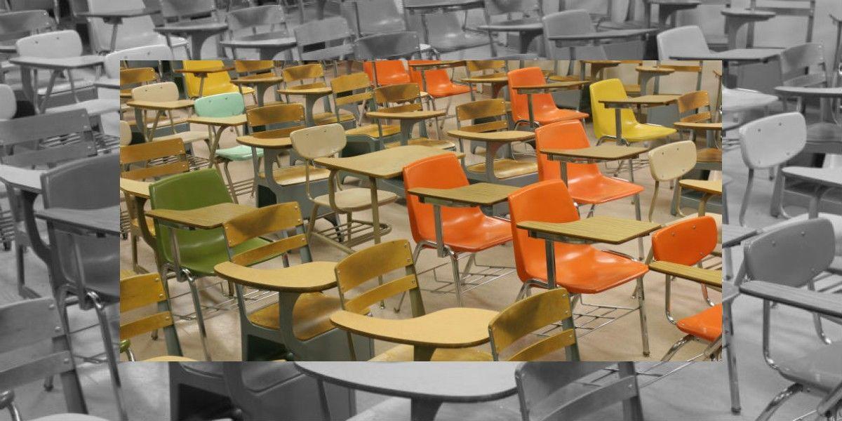 Viral video de maestro hablándole malo a un estudiante