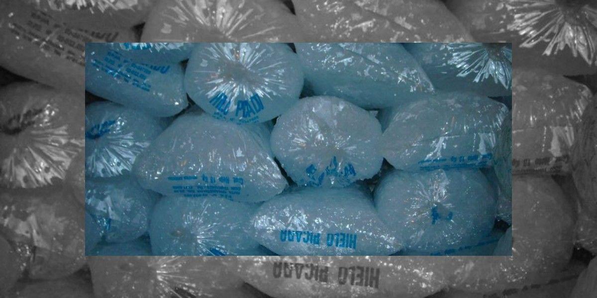 Advierten venta de hielo limitada tras apagón