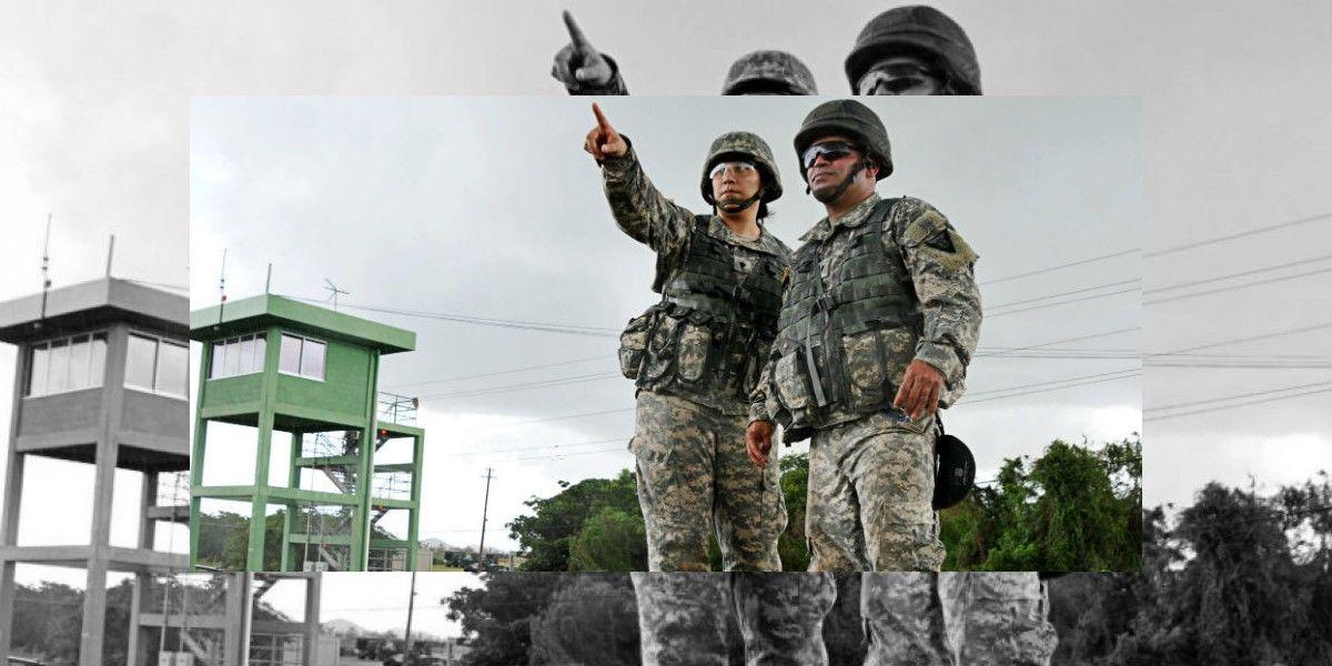 Gobernador activa la Guardia Nacional