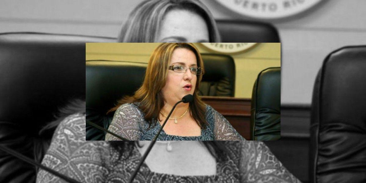 """Lourdes Ramos dice que Bernier """"se burla del sufrimiento del pueblo"""""""