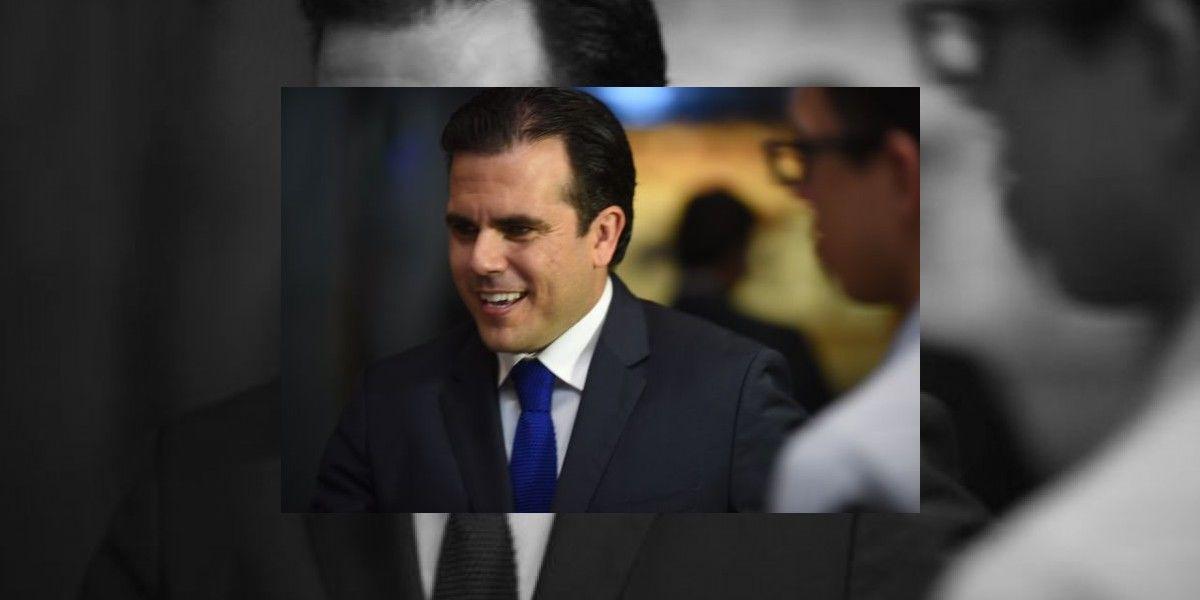 Junte entre Ricky Rosselló y Vargas Vidot