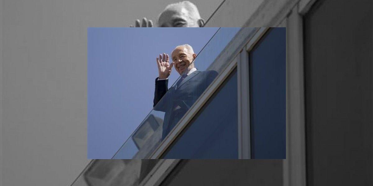 Israel se prepara para despedir expresidente Shimon Peres