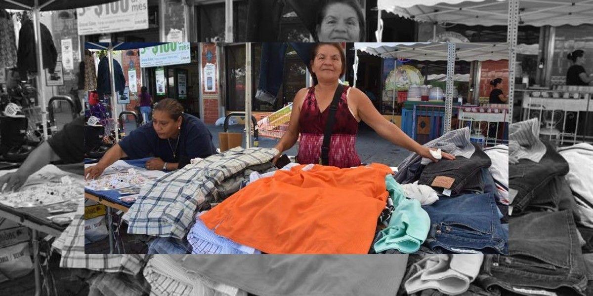 Vendedores ambulantes protestan contra hostigamiento y arrestos policiales