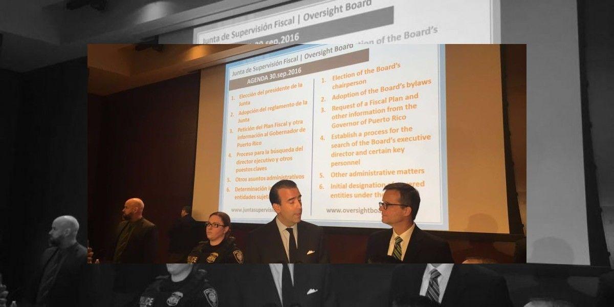 Junta de Control Fiscal federal lanza primera convocatoria de empleo