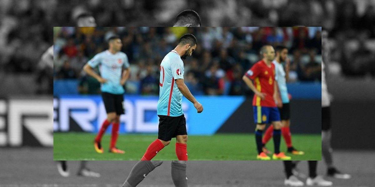 Turquía vuelve a dejar fuera de la selección a su gran figura