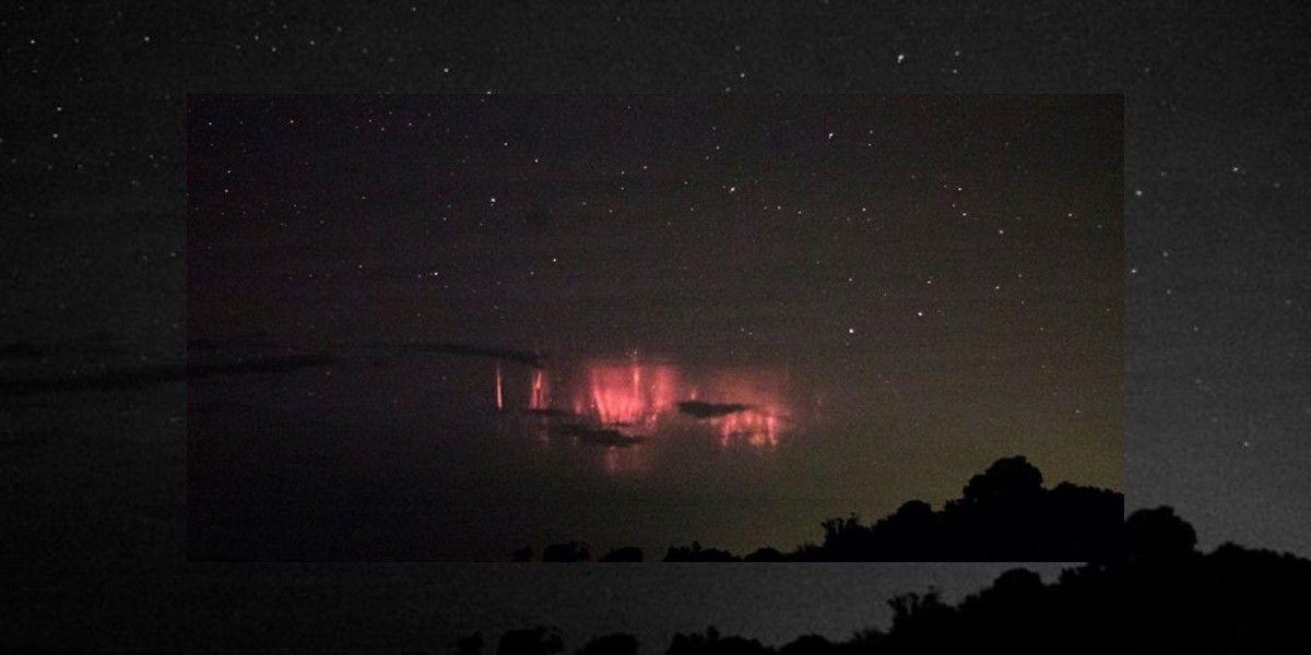 Curioso fenómeno atmosférico es retratado desde Puerto Rico