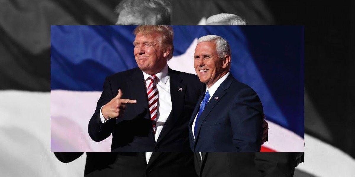 Papel de Pence en debate: peón de limpieza de Trump