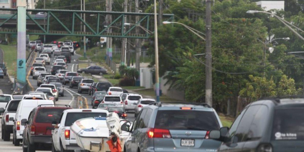 Desvíos en carreteras por eventos y actividades en la isla