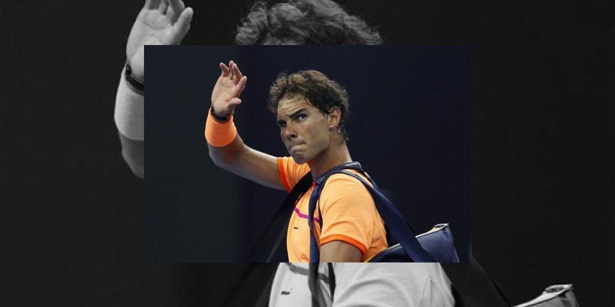 Nadal eliminado y Murray adelanta a semis en China